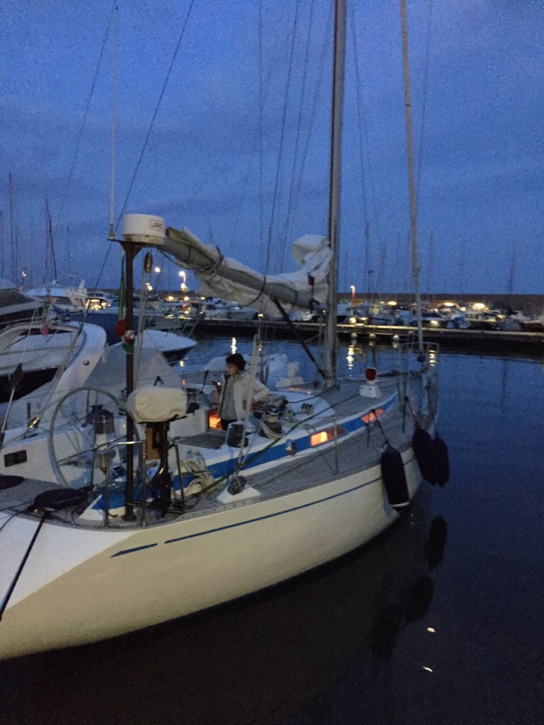 serafina all ormeggio by night IMG-20150530-WA0005