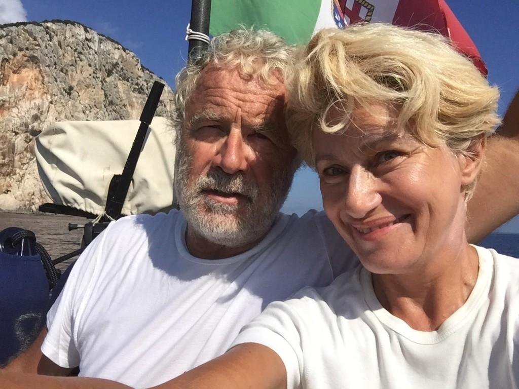 Carla e max a capo figari IMG-20150828-WA0000